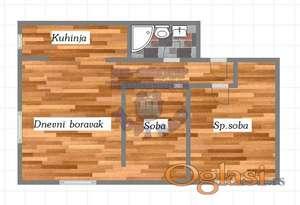 Odličan dvoiposoban stan blizu Centra !