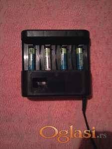 Punjač i baterije