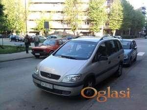 Šabac Opel Zafira Elegance 2.0 DTI 2002