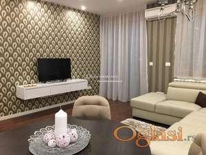 Izdavanje stanova Beograd-Dvosoban lux stan sa garažom -A blok
