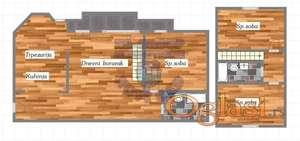 Fantastican kvalitet gradnje, cetvorosoban sa PDV-om, Socijalno