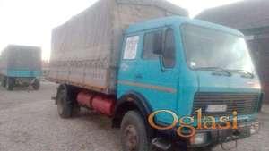 Prodaja, Kamion FAP 1621