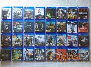 Iznajmljivanje igara za PS4