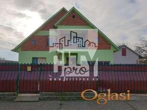 Novi Slankamen, renovirana kuća 200m2, plac 6,3a, uknjižena! ID#1253