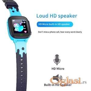 Q15 Deciji Smart Watch, LBS lokator