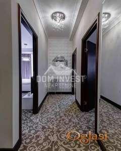 Kompletno opremljen dvosoban stan u novogradnji u Zemunu ID#1819