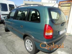 Inostranstvo Opel Zafira 2002 2.0dti 2200euro
