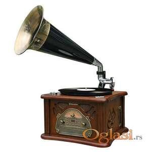 Retro muzički centar / ROADSTAR HIF-1800 /