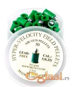 Hyper Velocity Field Pellet Dijabole 5.5mm