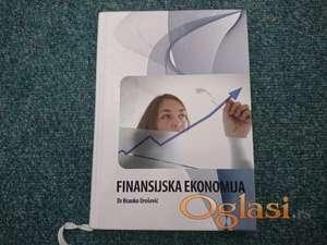 Finansijska ekonomija - Branko Urošević