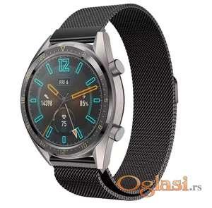 Huawei Watch Gt metalna pancirna narukvica