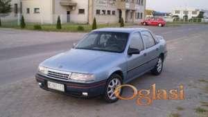 Novi Sad Opel Vectra A 1989