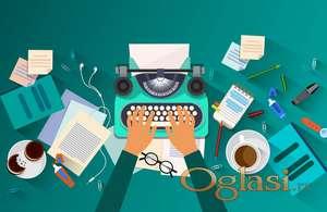 Prekucavanje tekstova, formatiranje, pisanje eseja i seminarskih radova
