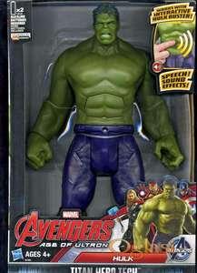 Hulk igračka AKCIJA-Hulk Avengers Sa Zvukom