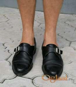Prodajem crne muške cipele