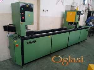 Prodajemo nove i polovne mašine za izradu PVC i ALU