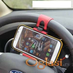 Drzac za Telefone na Volanu Vozila