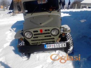 Fiat kampanjola Prijepolje