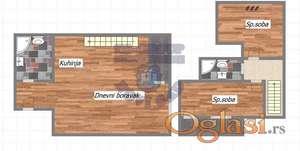 Odlican trosoban stan u izgradnji na Socijalnom!!!021/662-0001