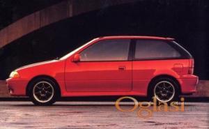 Suzuki u delovima