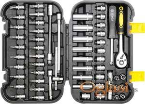 Set nasadnih ključeva torx i gedore 56 kom