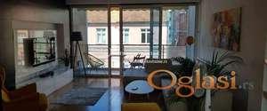 Izdavanje stanova Beograd-Četvorosoban lux stan, garaža, novogradnja