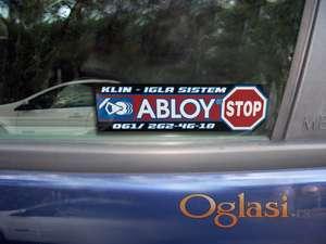 Auto Alarm Nalepnice Abloy 061/ 262-46-18