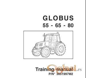 Landini Globus 55 - 65 - 80 Radionički priručnik