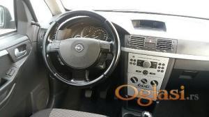 Smederevo Opel Meriva 1.4 Cosmo oprema 2005