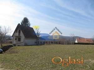 Vikend kuća na odličnom ravnom placu od 23 ari, Banja Vrdnik ID#1024