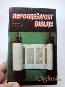 Nepogrešivost Biblije