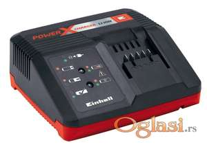 Punjac Einhell Power-X-Charger 18V 30min