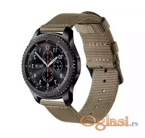 Bez platnena narukvica Samsung galaxy watch 46 mm
