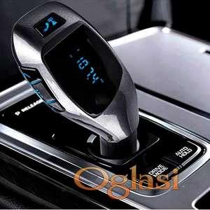 X5 Bluetooth FM Transmiter Mp3 HandsFree za auto