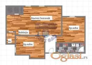 Nov dvoiposoban stan na adicama !
