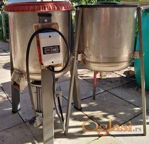 Mašina za otkošćavanje voća i punilica