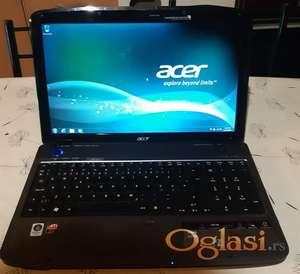 Acer Aspire 5536G 15'6/2x2.30Ghz/4gb ddr3/160gb/kamera/hdmi