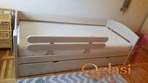Krevet sa pomoćnim ležajem