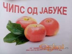 čips od jabuke ajdared