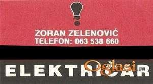 ELEKTRICAR NOVI SAD 063538660