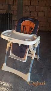Meggy stolica za hranjenje