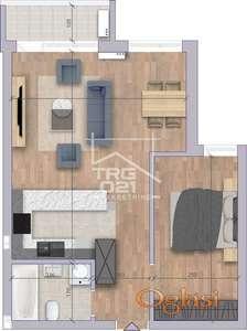Dvosoban stan kod Sajma! Novogradnja ID#3194