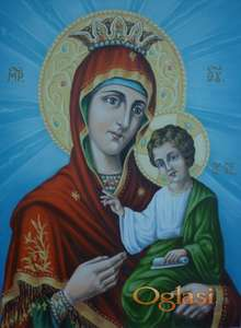 Pravoslavne ikone - slikar NJegoš