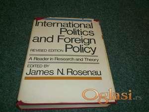 International Politics and Foreign Policy -Rosenau
