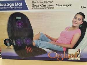 Masazer za auto sedište/fotelju sa grejacima