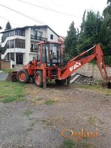 Vrsenje zemljanih radova i iskopa