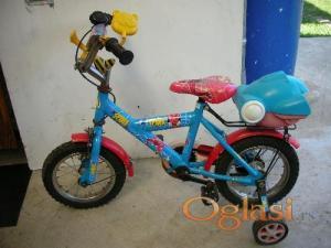 prodaje, deciji bicikl