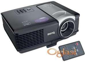 Prodajem BENQ MP525P projektor,jako malo koriscen !