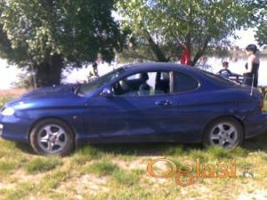 Sremska Mitrovica Hyundai Coupe 2001
