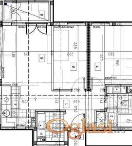 Zvezdara, Bulevar, u izgradnji, lux, PDV ID#1531